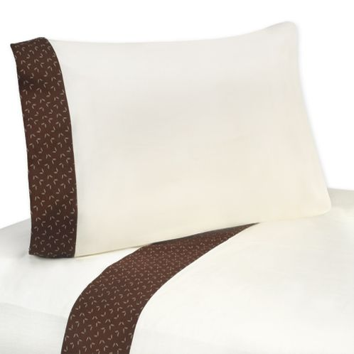3 pc Twin Sheet Set for Night Owl Bedding Collection - Click to enlarge