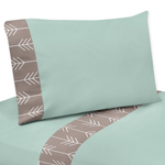 3 pc Twin Sheet Set for Outdoor Adventure Bedding Collection