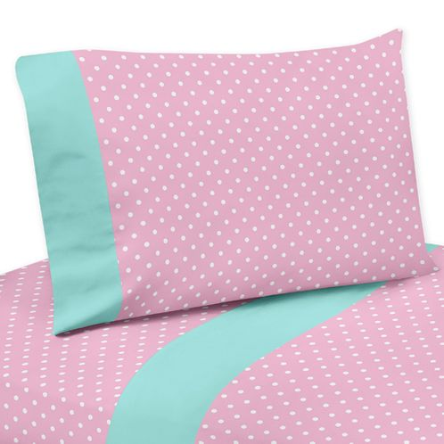 3 pc Twin Sheet Set for Skylar Bedding Collection - Click to enlarge