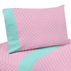 3 pc Twin Sheet Set for Skylar Bedding Collection
