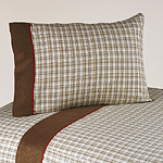 4 pc Queen Sheet Set for All Star Sports Bedding Collection