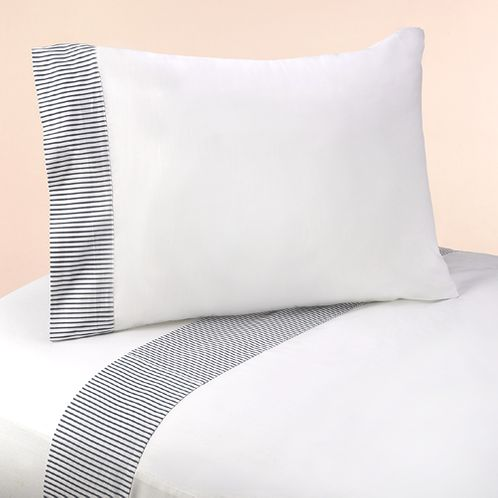 4 pc Queen Sheet Set for Come Sail Away Bedding Collection - Click to enlarge