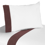 4 pc Queen Sheet Set for Deco Dot Modern Bedding Collection