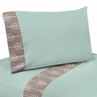 4 pc Queen Sheet Set for Outdoor Adventure Bedding Collection