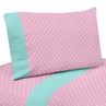 4 pc Queen Sheet Set for Skylar Bedding Collection