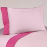 4 pc Queen Sheet Set for the Pink and Green Flower Collection