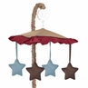 All Star Sports Musical Baby Crib Mobile by Sweet Jojo Designs