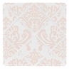 Amelia Blush Pink and White Damask Fabric Memory/Memo Photo Bulletin Board for Sweet Jojo Designs