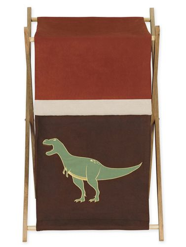 Baby and Kids Clothes Laundry Hamper for Dinosaur Bedding - Click to enlarge