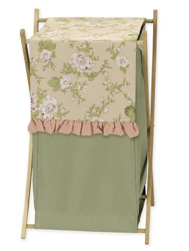 Baby Annabel Kids Clothes Laundry Hamper by Sweet Jojo Designs - Click to enlarge