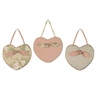 Baby Annabel Wall Hanging Art Decor 3 Piece Set
