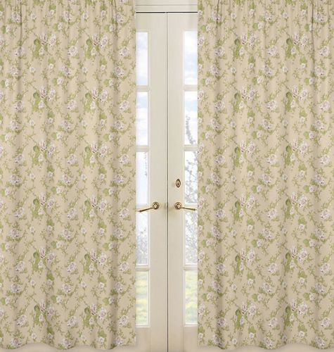 Baby Annabel Window Treatment Panels - Set of 2 - Click to enlarge