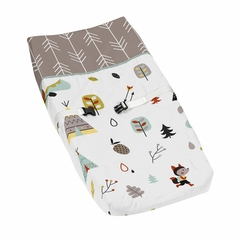 Baby Changing Pad Cover for Outdoor Adventure Collection by Sweet Jojo Designs