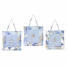 Blue and Khaki Camo Army Military Camouflage Wall Hanging Accessories by Sweet Jojo Designs