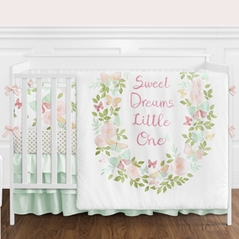 Shabby Chic Crib Bedding Amp Shabby Chic Baby Bedding Sets