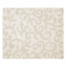 Champagne and Ivory Victoria Accent Floor Rug by Sweet Jojo Designs