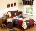 Childrens Checks, Stripes, and Plaid Childrens Bedding