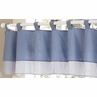 Come Sail Away Nautical Window Valance