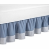 Come Sail Away Queen Bed Skirt by Sweet Jojo Designs