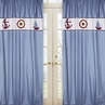 Come Sail Away Window Treatment Panels - Set of 2