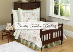 Country Toddler Bedding