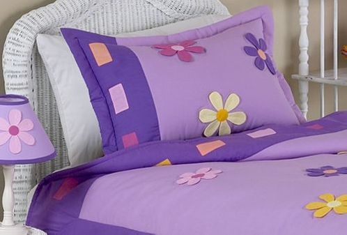 Danielle's Daisies Pillow Sham - Click to enlarge