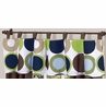 Designer Dot Modern Window Valance by Sweet Jojo Designs