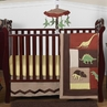 Dinosaur Baby Bedding - 4pc Crib Set by Sweet Jojo Designs