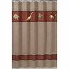 Dinosaur Kids Bathroom Fabric Bath Shower Curtain