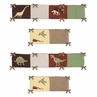 Dinosaur Land Collection Crib Bumper by Sweet Jojo Designs