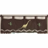 Dinosaur Window Valance by Sweet Jojo Designs