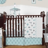 Earth and Sky Baby Bedding - 9pc Crib Set by Sweet Jojo Designs