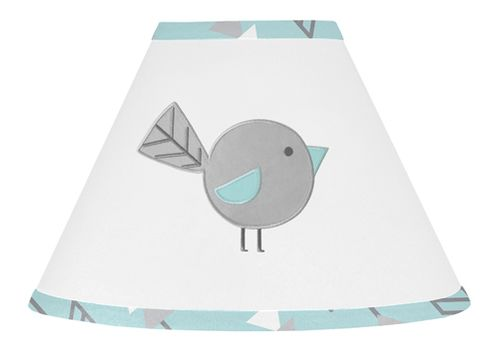 Earth and Sky Lamp Shade by Sweet Jojo Designs - Click to enlarge