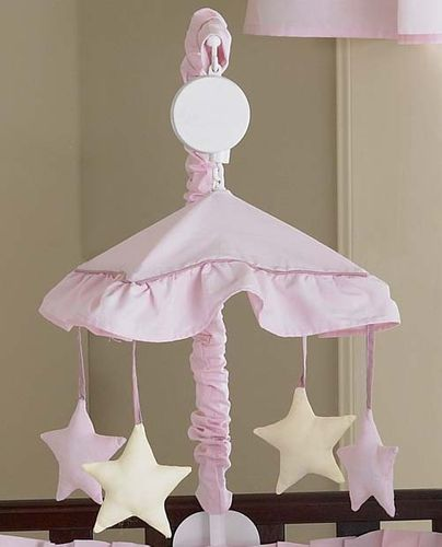 Fairy Tale Fairies Musical Crib Mobile - Click to enlarge