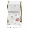 Farm Animals Baby Kid Clothes Laundry Hamper by Sweet Jojo Designs - Watercolor Farmhouse Lattice Horse Cow Sheep Pig