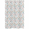 Feather Childrens Bathroom Fabric Bath Shower Curtain by Sweet Jojo Designs