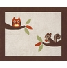 Forest Friends Accent Floor Rug