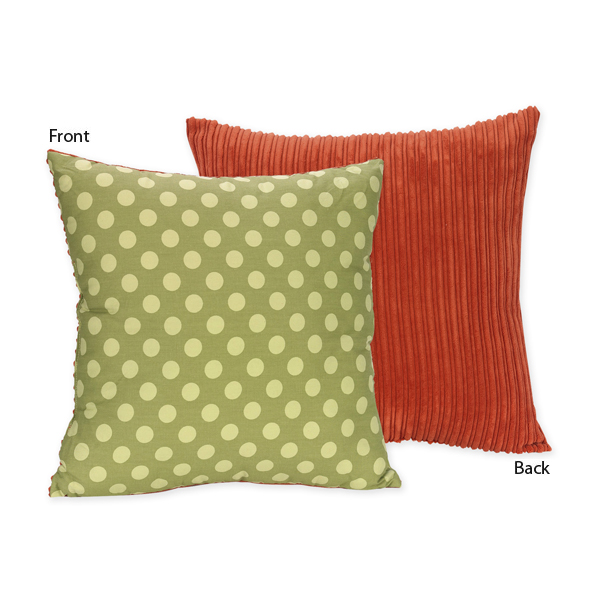 Forest Friends Decorative Accent Throw Pillow Only 11 21