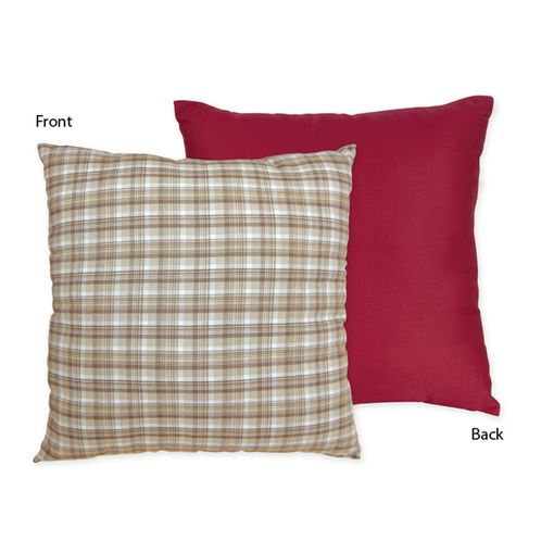 Frankie's Fire Truck Decorative Accent Throw Pillow by Sweet Jojo Designs - Click to enlarge