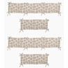 Giraffe Collection Crib Bumper by Sweet Jojo Designs
