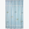 Go Fish Ocean Fishing Kids Bathroom Fabric Bath Shower Curtain