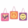 Groovy Wall Hanging Accessories by Sweet Jojo Designs