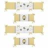Honey Bee Collection Crib Bumper by Sweet Jojo Designs