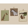 Jungle Adventure Wall Hanging Accessories by Sweet Jojo Designs