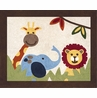 Jungle Time Accent Floor Rug