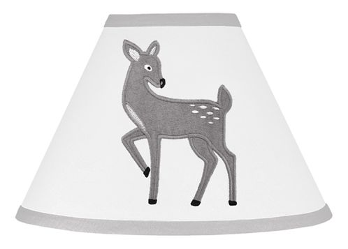 Lamp Shade for Forest Deer and Dandelion Collection by Sweet Jojo Designs - Click to enlarge