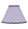 Lavender and Purple Sloane Lamp Shade by Sweet Jojo Designs
