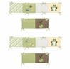Leap Frog Collection Crib Bumper by Sweet Jojo Designs
