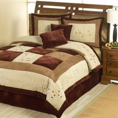 Mayfair 6pc Bed in a Bag Comforter Set