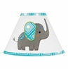 Mod Elephant Lamp Shade by Sweet Jojo Designs
